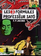 E.P. Jacob - Les 3 Formules Du Professeur Sato - Tome  1 - Jacobs E.P.