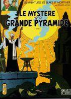 E.P. Jacob - Le Mystère De La Grande Pyramide Tome 2 - Jacobs E.P.