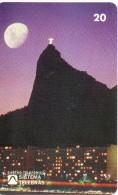 Brésil  Lune Télécarte Tefonkarten Phonecard B 459 - Paesaggi