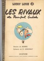 Lucky Luke - Les Rivaux -Dupuis- 1966 - Goscinny / Morris - Lucky Luke