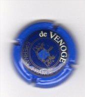 Capsule CHAMPAGNE DE VENOGE, EPERNAY, BE - De Venoge