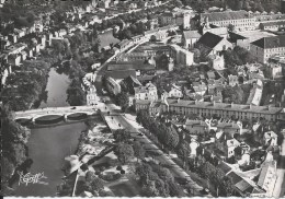POITIERS (86 - Vienne) - Vue Aérienne Générale - Les Bords Du Clain - CPSM - Poitiers