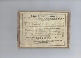 Ecole D`ensemble - Partition - Partitur - Livres, BD, Revues