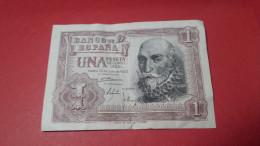 Una Peseta 1953/ 1 Peseta 1953 - [ 3] 1936-1975 : Régence De Franco