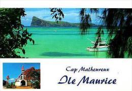 Divers       H14       2 Vues.Cap Malheureux.Le Coin De Mire - Mauritius