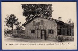 40 SAINT VINCENT DE PAUL Maison Où Naquit St Vincent De Paul - Autres Communes