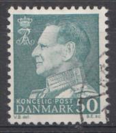 Danemark 1961  Mi.nr. 394x König Frederik IX  Oblitérés / Used / Gest. - Oblitérés