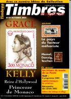 Timbres Magazine N.50 Octobre 2004,Grace De Monaco,Musée Poste,Soudan,Irlande,Memel,Danzig,stalag Oflag,CP Conquéte De L - French (from 1941)