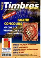 Timbres Magazine N.48 Juillet 2004,Guadeloupe,carnet Andorre,Monaco,traité Versailles,Van Gogh,Liberté Gandon - Frans (vanaf 1941)