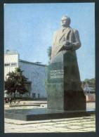 USSR 1979 Zhitomir (Zhytomyr), Space, Korolev Monument - Space