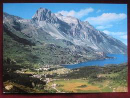 Bregaglia Maloja (GR) - Panorama Piz Lagrev - GR Grisons