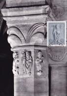 Autriche N°1100 - Carte Maximum - Cartas Máxima