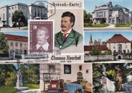 Autriche N°1165 - Carte Maximum - Cartas Máxima