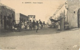 BAZARS INDIGENES DJIBOUTI AFRIQUE - Djibouti