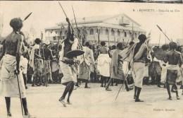 SOMALIS EN FETE DJIBOUTI AFRIQUE - Djibouti