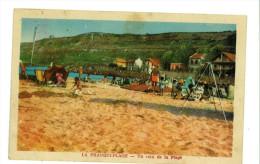 11 - UN COIN DE PLAGE A FRANQUI PLAGE - Autres Communes