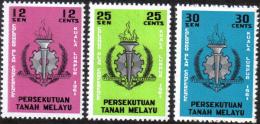 1961 Colombo Plan Conference Malayan Malaya Malaysia Stamp MM - Malaysia (1964-...)