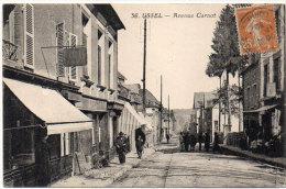 USSEL - Avenue Carnot    (84848) - Ussel
