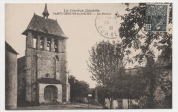 19 CORREZE - SAINT CIRGUES LA LOUTRE Le Clocher - Autres Communes