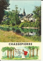 Chassepierre -- Pays De Légendes.  (2 Scans) - Chassepierre