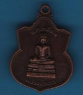 THAILAND MONK BUDDHA AMULET PENDANT - Art Asiatique