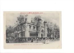 13921 - Paris Exposition Universelle De 1900 Les Indes Anglaises Souvenir De La Belle Jardinière - Ausstellungen