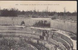 CPA:St Hilaire-le-Petit:Plate-forme De Bertha - Autres Communes