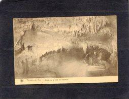 """59066     Belgio,  Grottes De Han,  L""""Entree De La Salle Des  Draperies,  NV - Rochefort"""