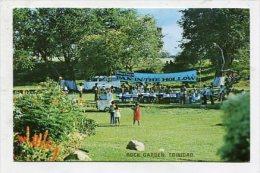TRINIDAD & TOBAGO -  AK 262119 Port-of-Spain - The Hollows Of Rock Gardens - Trinidad