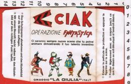 """D4694b°- CIAK """"LA GIULIA"""" Italy-1970 Hanna/Barbera-confezione Sigillata-vedi Foto - Advertising"""