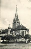 51-728 CPSM Petit Format   HAUTEVILLE L'église       Belle Carte - Other Municipalities
