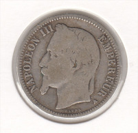 France 1 Franc 1869 - France
