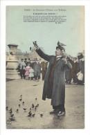 13930 - Paris Le Charmeur D'Oiseaux Aux Tuileries - Arrondissement: 19
