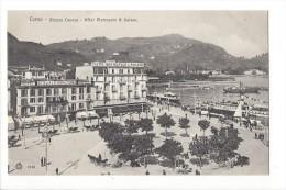 13934 - Como Piazza Cavour Hôtel Métropole & Suisse - Como