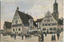 Bopfingen - Marktplatz - Gel. 1904 - Verlag G. Böhm Bopfingen - Other