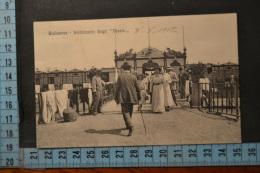 1912 TERAMO GIULIANOVA  Bellissima Animazione Allo Stabilimento Venere  Viaggiata - Teramo