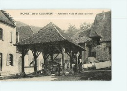 MONESTIER De CLERMONT - Ancienne Halles Et Vieux Quartiers - 2 Scans - Ohne Zuordnung