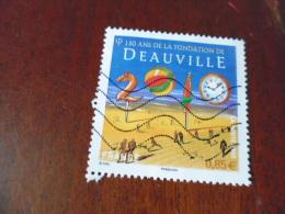 FRANCE TIMBRE OBLITERE   YVERT N° 4452 - France