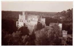 Carte Photo, Château De La Barben - France