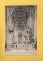 * CPA..dépt 80..ROYE :  Eglise Saint Pierre - Le Choeur Et L' Abside  : Voir Les 2 Scans - Roye