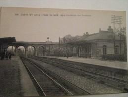 Gare De Javel - Ligne électrique Des Invalides (XVème) - Metropolitana, Stazioni