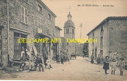 69 // LA VILLE   Grande Rue   121   Photo R.L. - France