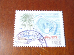 FRANCE TIMBRE OBLITERE   YVERT N° 4611 - France