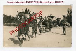 Kettengefangene FRAUEN-Femmes Enchainees-Askari-Deutsche Kolonien-Typen-Serie III/7-Nicht Gelaufen-MILITARIA- - Ehemalige Dt. Kolonien