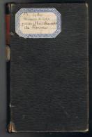 Arithmétique Du Grand-Papa - Jean Macé - Pas De Date - 316 Pages 18,5 X 11,5 Cm - Sciences