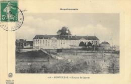 Bourbonnais - Montoldre - Hospice De Gayette - Edition Béguin Fils - Health