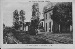 Molières - La Gare - Stazioni Con Treni
