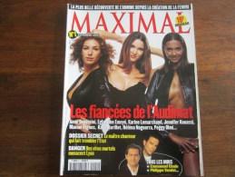 MAXIMAL LES FIANCEES DE L AUDIMAT N 1 NOVEMBRE 2000 - Libros, Revistas, Cómics