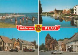PLAU  -  GERMANY  Ungelaufen  - - Alemania
