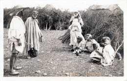 Afrika, Nomaden? - Fotokarte 1934 - Ansichtskarten